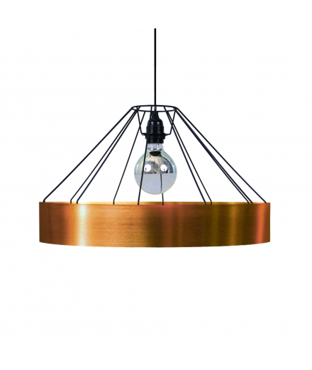 "Luzeva - ""SP Leslie"" Drop Light"