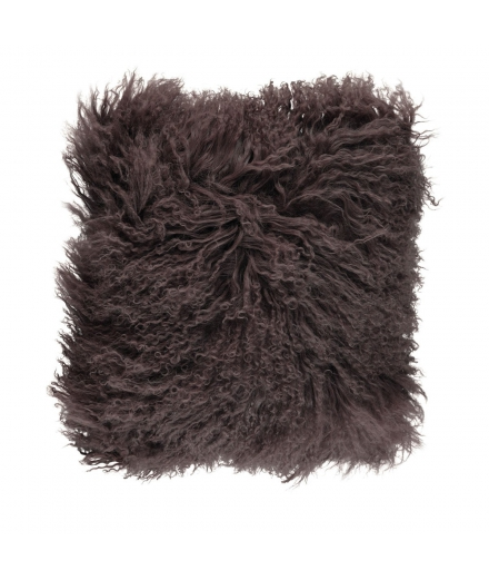 NC - Tibetian Sheepskin Cushion (doublesided)